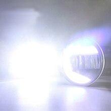 цена на For Toyota Land Cruiser Prado LC150 FJ150 2010~2017 Fog Lamp Assembly High Brightness 12V Waterproof