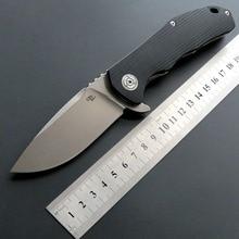 Горячие продажи CH3504 складной Ножи D2 Сталь лезвие G10 Ручка Открытый Отдых Утилита Тактические Ножи EDC Ножи Ручной инструмент