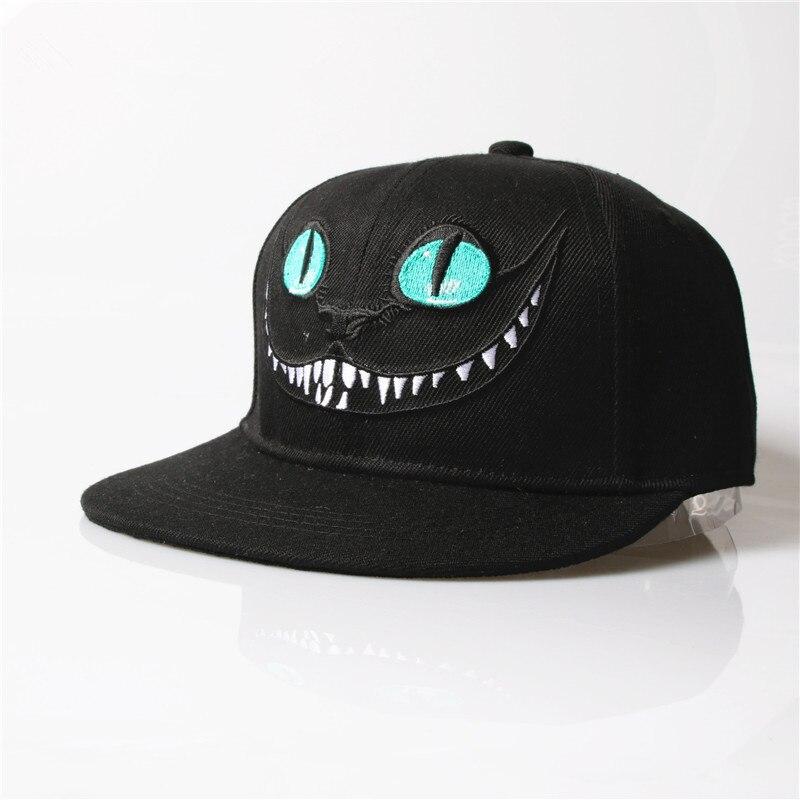 Detalle Comentarios Preguntas sobre ALLKPOPER béisbol snapback Cheshire gato  Casquette Cartoon sombreros y gorras hombres mujeres Hip Hop tapa sombrero  ... df4b4cf499e