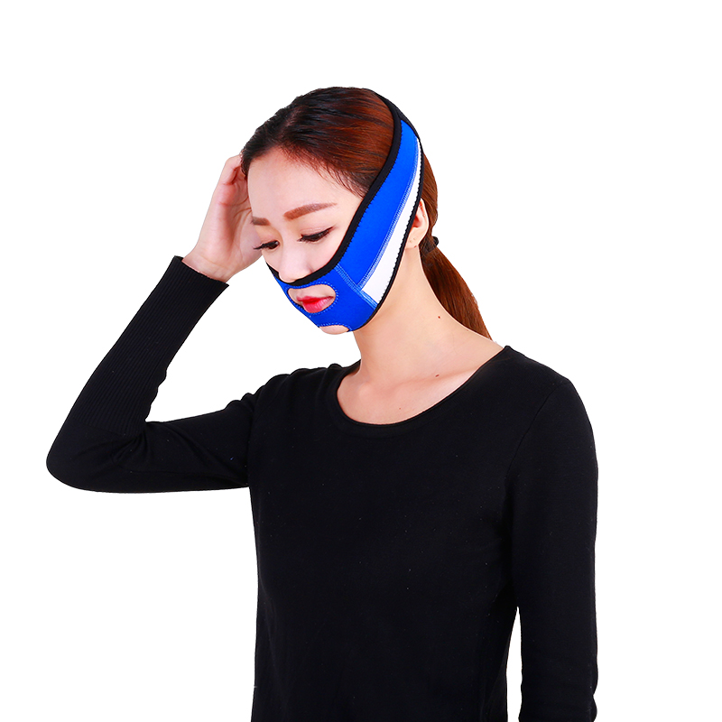 Free Size Mouth &Face Lift Mask Slimming Face Thin Masseter Double Chin Skin Care Thin Face Bandage Massage Relaxation supports health care body massage beauty thin face mask the treatment of masseter double chin mask slimming bandage cosmetic mask korea