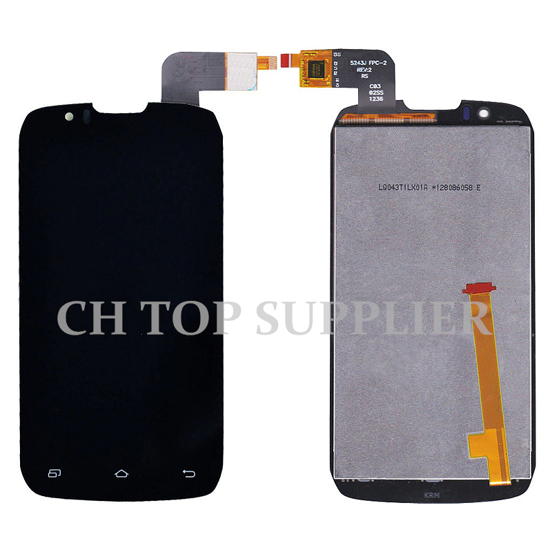 Pantalla LCD de Pantalla Táctil Para INNOS D9 D9C DNS S4502 S4502M DNS-S4502 Hig