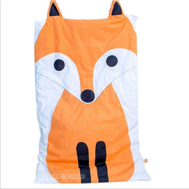 Cotton Soft Newborn Baby Infant Blankets Baby Wrap Fox/cat carton muslin fashion swaddling summer quilt animal carpet Floor Mats