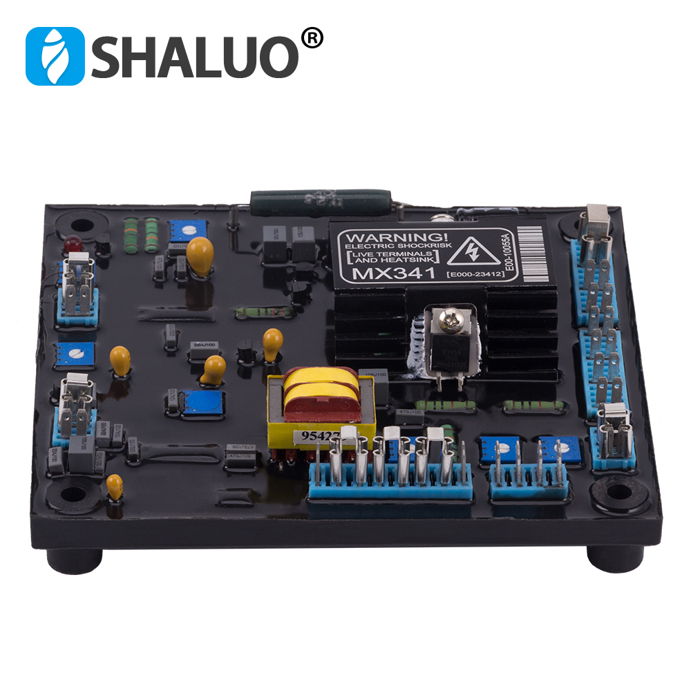 gerador automatico regulador de tensao mx341 avr ima permanente diesel sem escova alternador regulador de alimentacao