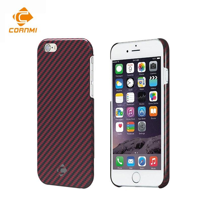CORNMI Kevlar Case For iPhone 6 Plus 5.5 Inch Anti radiation Case For ...