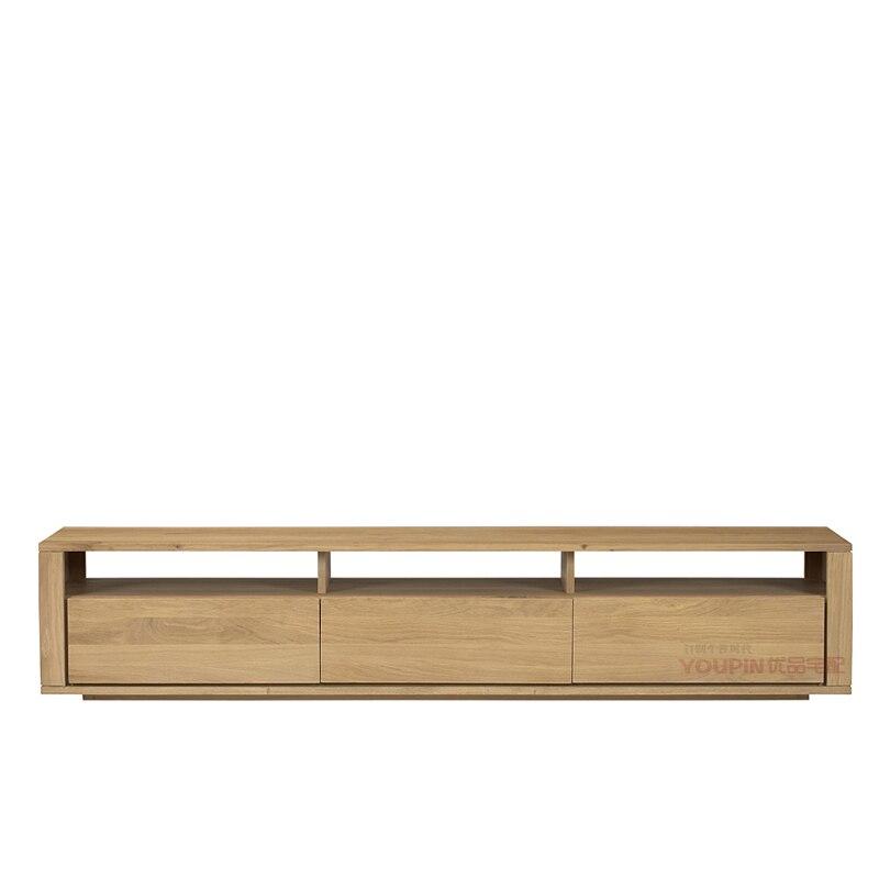 promo code 96c67 f618c Custom furniture surface quality red oak TV cabinet modern ...