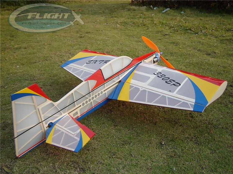 HAIKONG EXTRA330L EP Profile Eletric RC Airplane Model Fixed Wing RC Aircraft image