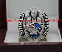 2016 2017Drop Shippping Pre Sale Order New England Patriots Super Bowl Championship Ring 7 15 Size