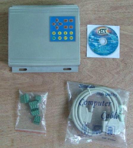 цена на Aluminum Box CNC 4 Axis CNC Stepper Motor Driver TB6560 Set + Keypad Controller (HY-TB4-HM)