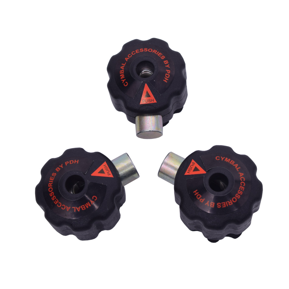 Image 2 - Soldier PDH Cymbal CAP 6Pieces/Pack Drum Cymbal Quick Accessory Percussion Parts-in Parts & Accessories from Sports & Entertainment