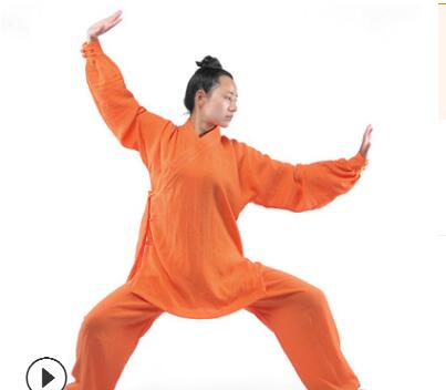 Traditional Wudang Daoist Uniform 3