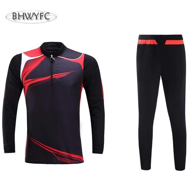 Bhwyfc alta calidad 2016 2017 Fútbol Camisas fútbol Camisetas de Soccer  survetement fútbol entrenamiento maillot de cf91ebbb6583a
