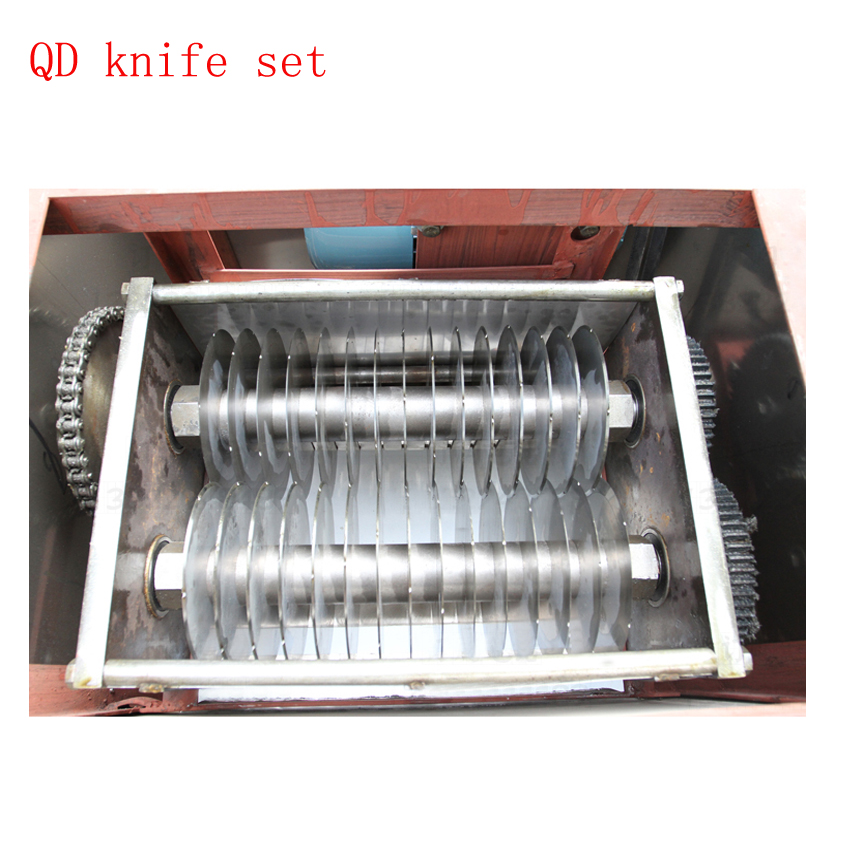 1pc Food cutting machine for meat 2 20mm blade Meat Cutter QD meat cutting machine blade set
