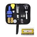 373 pcs Kit Repair Tool Set Assista Caso Opener Remover Primavera Bar Pin Relojoeiro Assista Acessórios Com Ferramenta de Reparo do Relógio