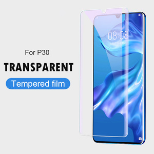 Image 5 - Full Cover Tempered Glass For Huawei P40 P30 Lite P20 Pro P Smart 2019 Screen Protector Protective Glass For Huawei Mate 30 20