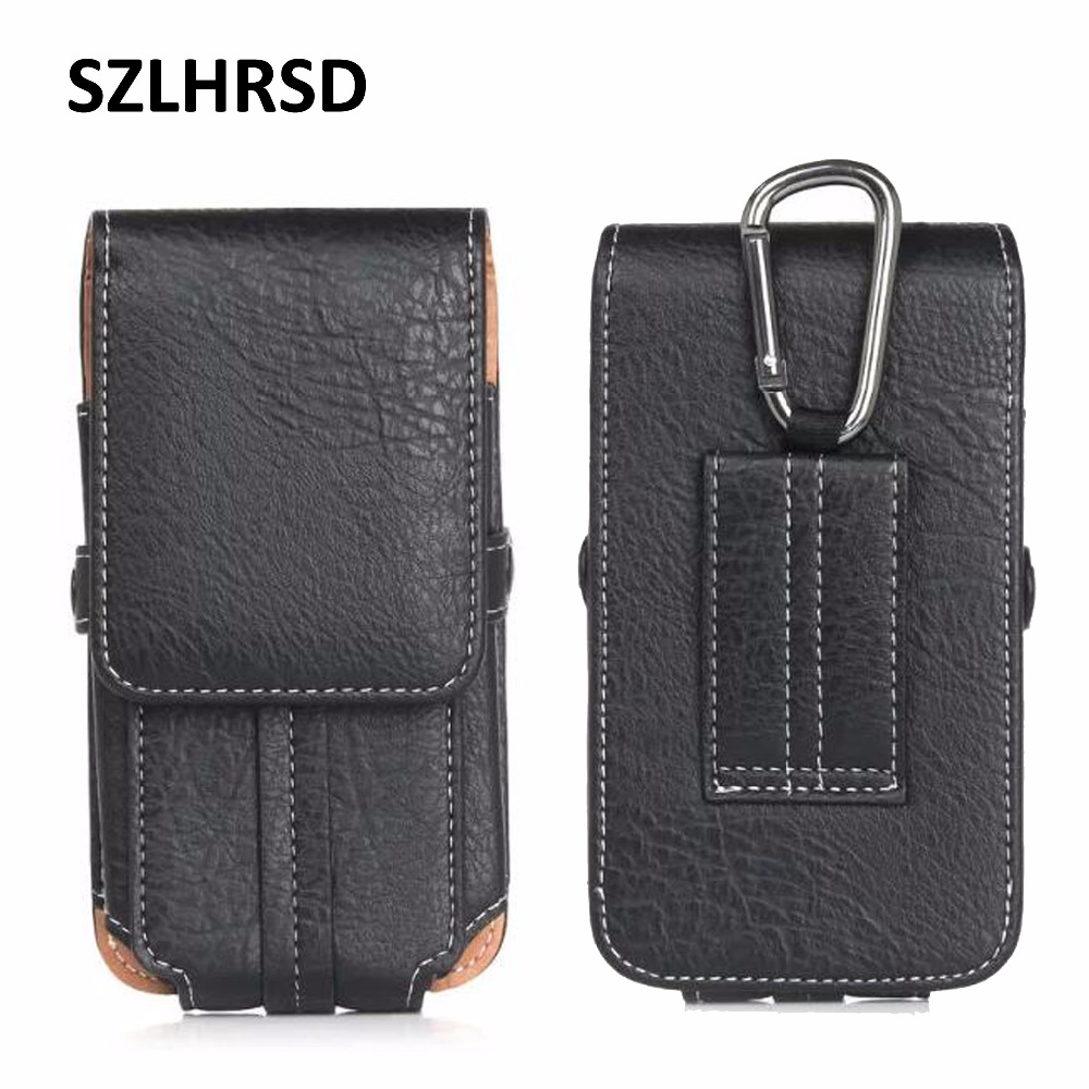 Multi-function Utility Belt Pouch Belt Clip Pouch Holster Case Cover Bag Mens Waist Pack for Caterpillar <font><b>Cat</b></font> <font><b>S61</b></font> S41 S31 S50 S60 image