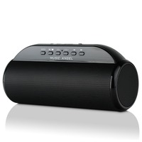 Music Angel Bass Subwoofer Outdoor Portable Stereo Speaker support Micro SD/TF card FM Mp3 player FM Radio JH MD13