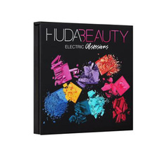 NEW Hudas Beauty Eyeshadow ELECTRIC Palette Hudass Makeup Set Eye Shadow Pallete Professional