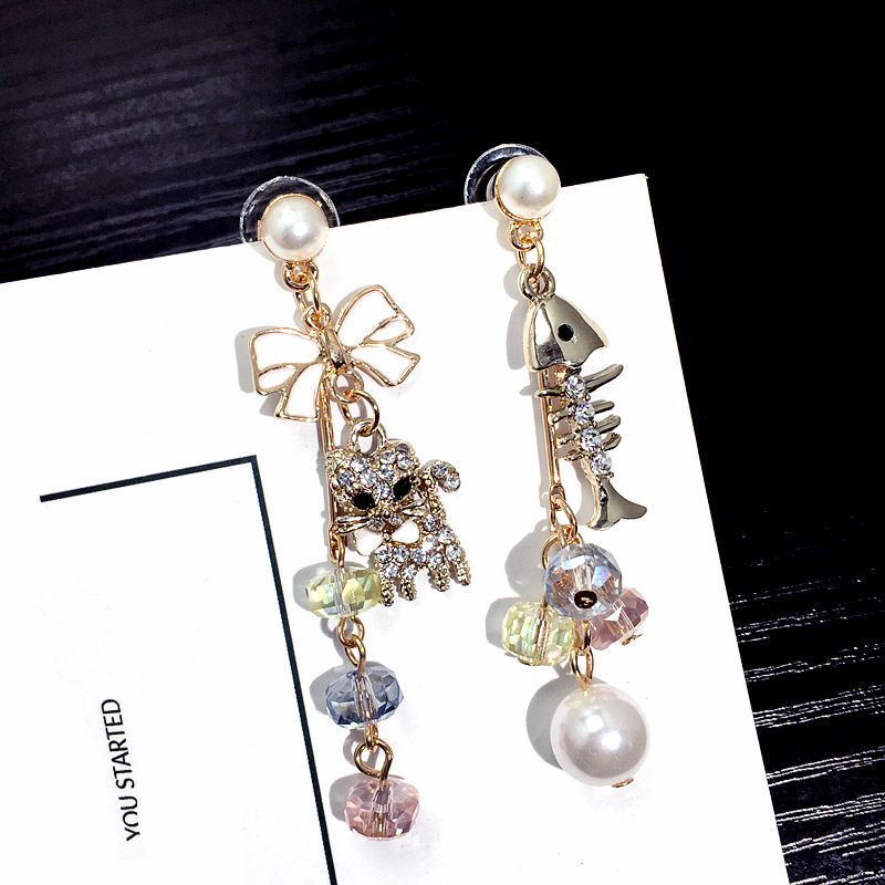 6 Crystal Pearl Photo Picture Frame Diamond Bowknot: 2018 New Fashion Lovely Design Crystal Pearl Dangle