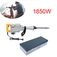 (Shipping From EU) Multipurpose 1850W Rotary Hammer Chisel Impact Drill Hammer Drill