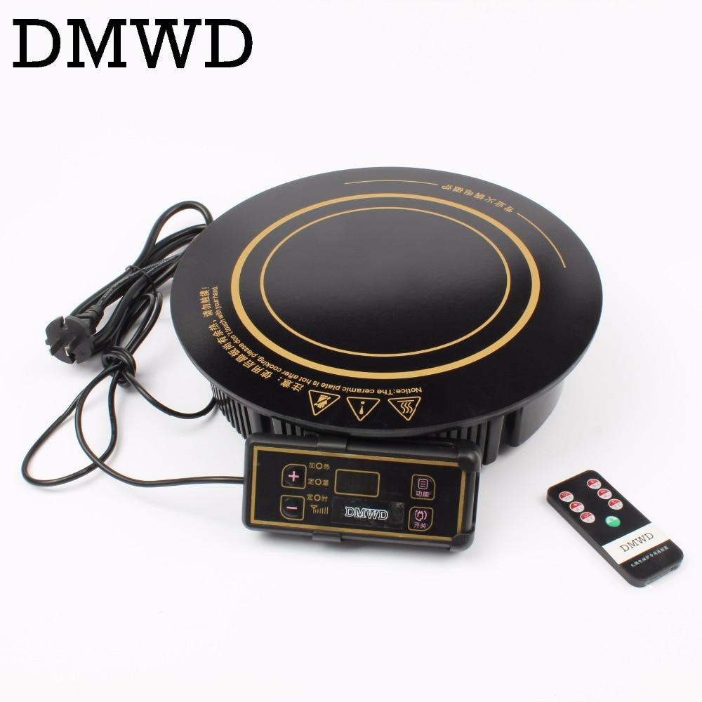 DMWD Runde elektrische magnetische induktion herd eingebetteten ...