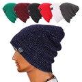 KLV Brand 2017 Fashion Men Women Baggy Warm Crochet Winter Wool Knit Snowboard Ski Beanie Skull Slouchy Caps Hat New Gorro