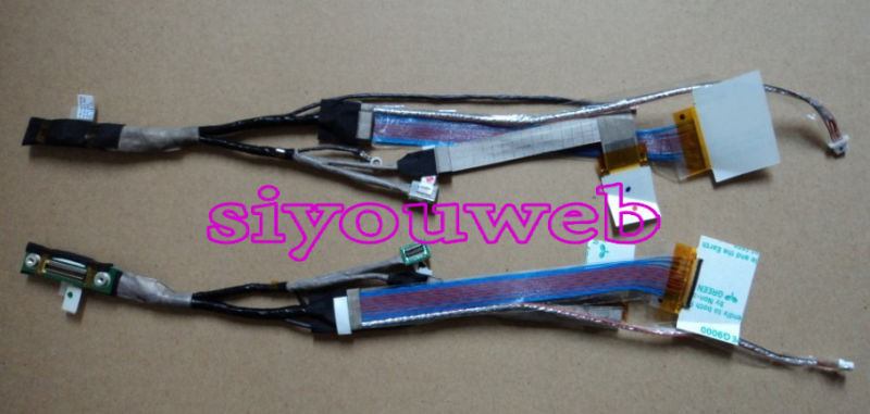 NEW FOR Original IBM Lenovo X200 X200T X201 X201T   LED LVDS LCD SCREN VIDEO FLEX CABLE 45M2879, free shipping