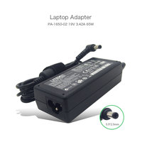 Original 19V 3.42A 65W 5.5*2.5mm PA 1650 02 Universal Liteon AC Adapter for Acer TravelMate 280 Aspire 7100 Series Laptops