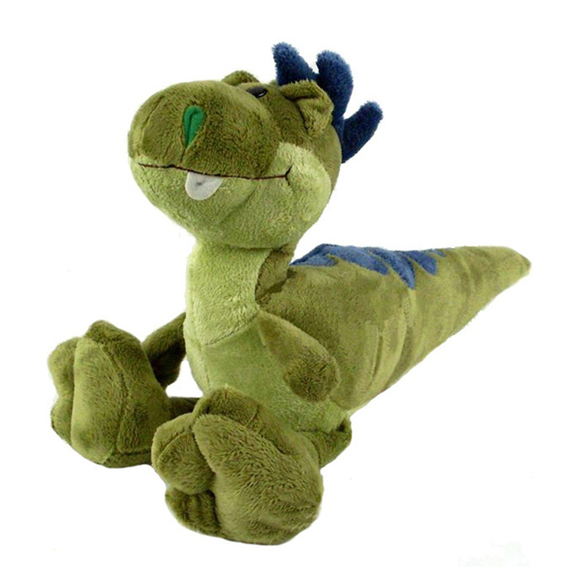 Jungle Animal Plush Toys Cartoon Stuffed Dolls Soft Dinosaur Oyuncak Bebek Sleeping Toy Schattige Knuffel Toys For Kids 60G0553