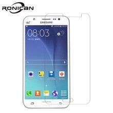 Für Samsung Galaxy J5 J500 Nano beschichtet Gehärtetem Glas Schutz Film Screen Protector Auf Duos Lte J500Y J500G J500M j500F
