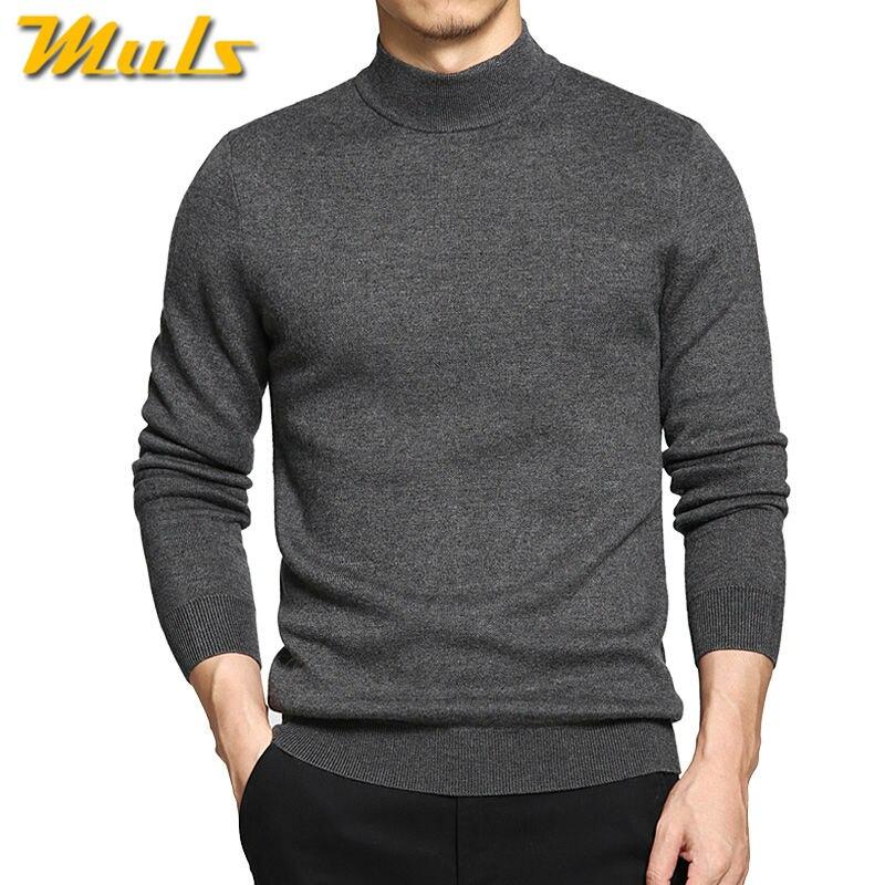 8 kolorów Muls wysokiej jakości sweter z golfem mężczyzn zagęścić dzianiny mężczyzn sweter zimowy turtle neck mężczyźni sweter plus rozmiar m 6XL MS2999 w Pulowery od Odzież męska na AliExpress - 11.11_Double 11Singles' Day 1