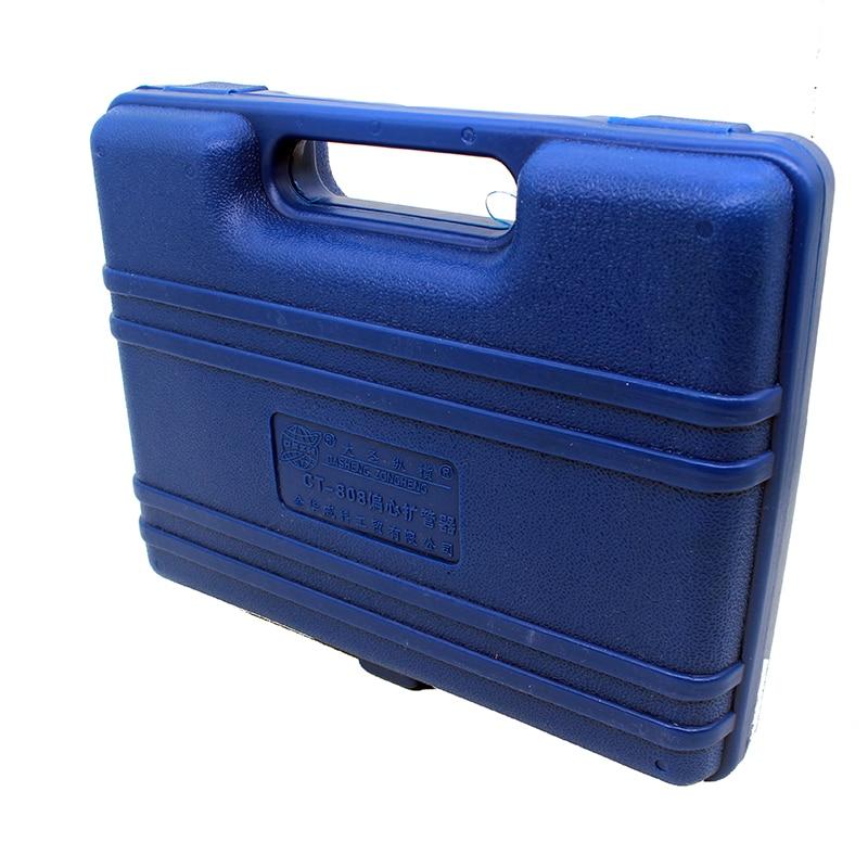Gratis Verzending metrische en inch buis expander kit airconditioner koperen pijp pijp ruimer buis felsapparaat 6 19mm 1/4 3/4 inch - 2