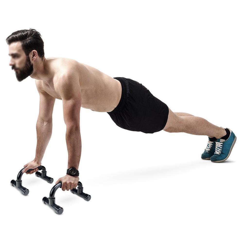 Temperate Push Ups Gym Palm Rest Home Gym Sport Goods Push Up Men Upper Body Workout Arms Pushup Build Flatten Abs Strength Chest