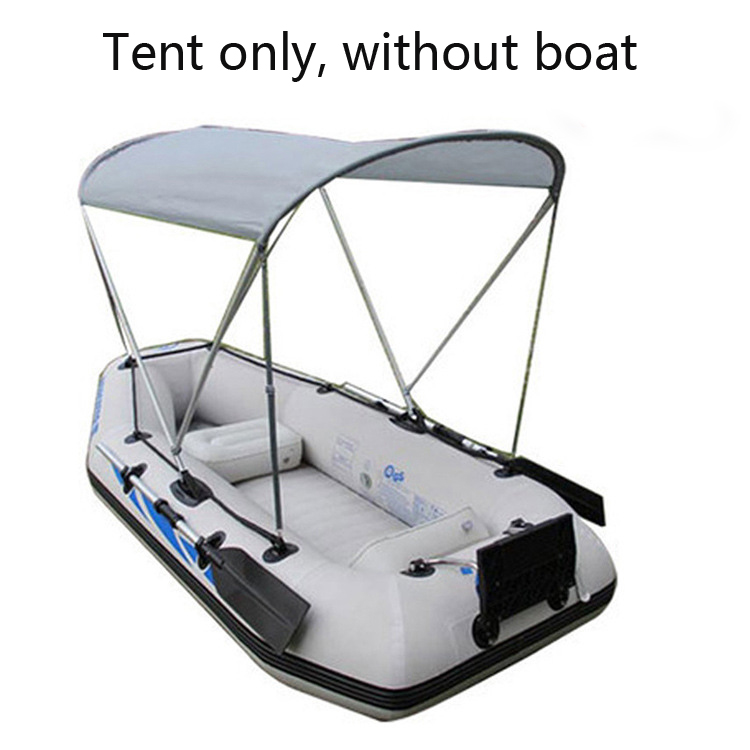 US $82 38 |Foldable Portable Aluminum alloy tent sun shelter umbrella rib  fiberglass inflatable fishing Marine Yacht diving boat ship-in Sun Shelter