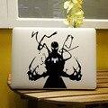 """Светящиеся Яд Marvel Ноутбука Наклейка для Apple MacBook 11 """"12"""" 13 """"15"""" Air Pro Retina Компьютера Chromebook Винил Ноутбук Наклейки"""