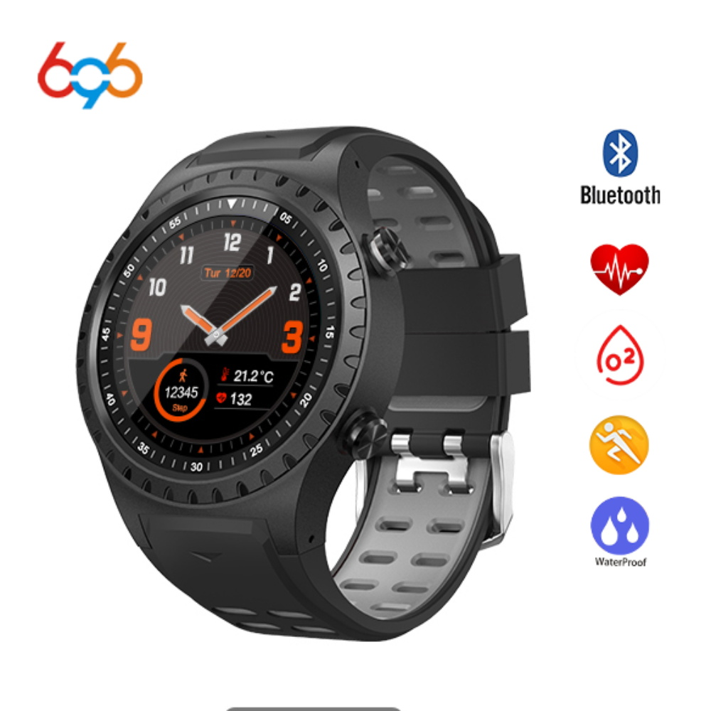 696 M1 Outdoor Sport Smart Watch Professional GPS Sport Wristwatch IP68 Waterproof Swimming Heart Rate BT4.0 Fitness Tracker696 M1 Outdoor Sport Smart Watch Professional GPS Sport Wristwatch IP68 Waterproof Swimming Heart Rate BT4.0 Fitness Tracker
