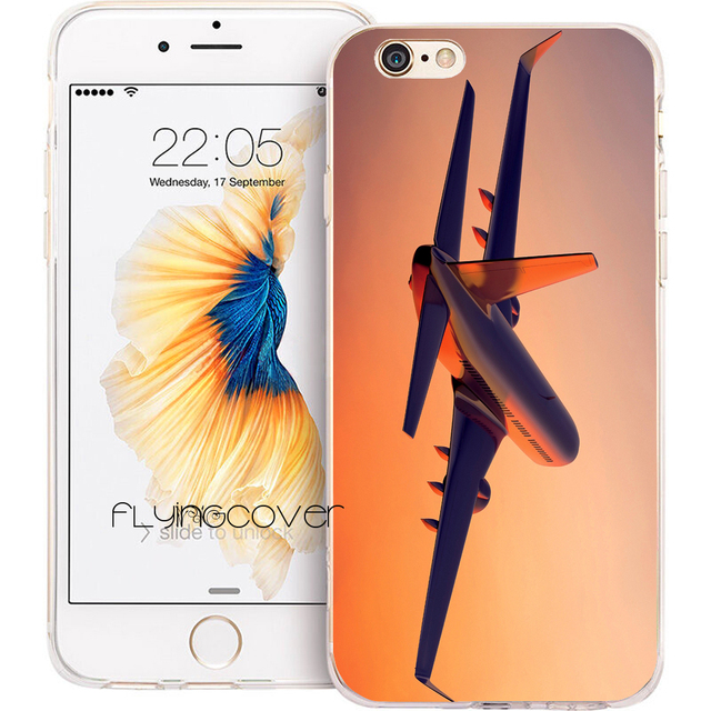 coque avion iphone 7