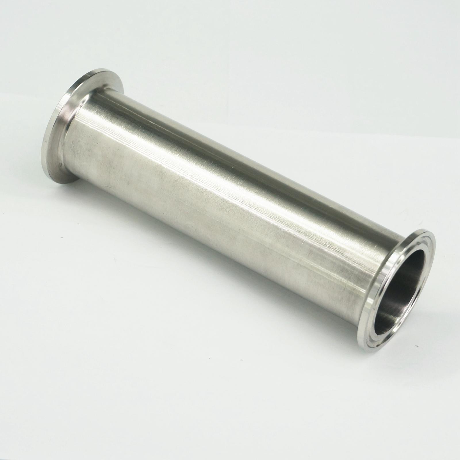 6 Brillant 1,5 tri Clamp X 38mm Od Rohr Sanitär Spool Rohr Länge 152mm Für Homebrew Sus304 Edelstahl