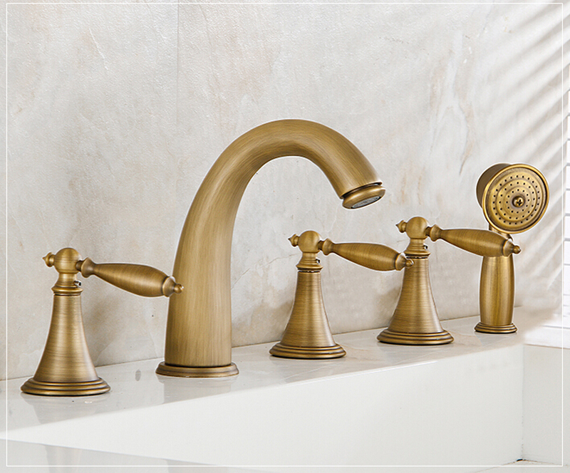 faucet wonderful widespread antique furniture lever handles with faucets bathroom brass