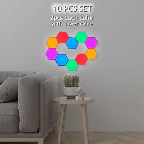 10 pcs-colorful