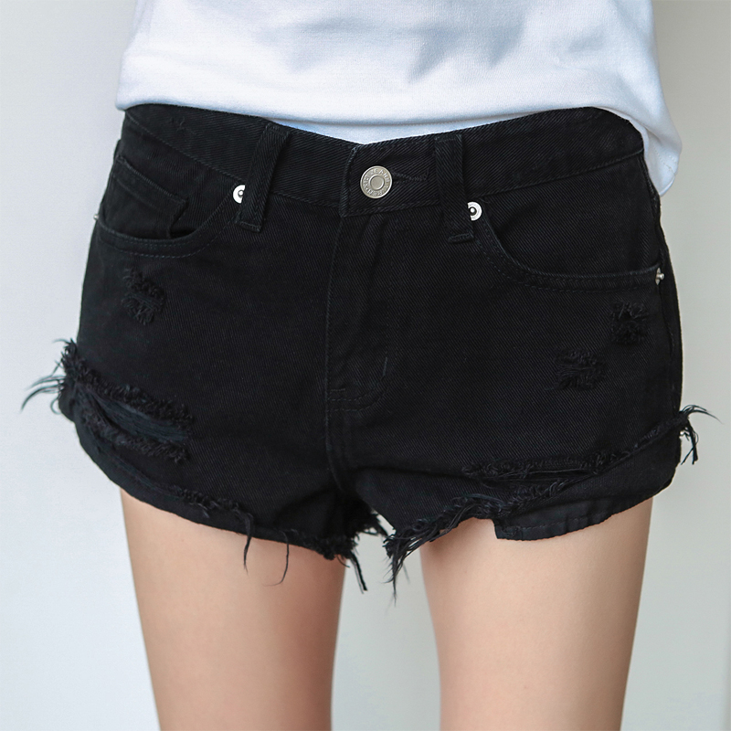 Online Get Cheap Plus Size High Waist Shorts Ripped -Aliexpress ...
