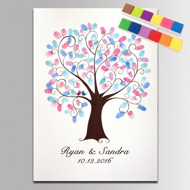 Wedding gift tree