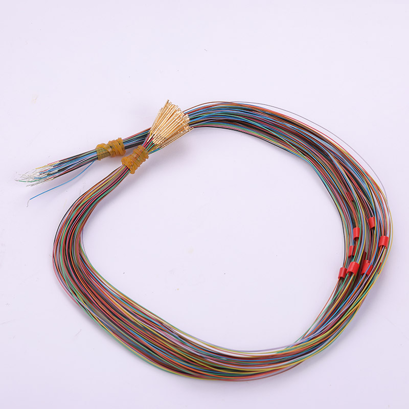 New 4 kinds Of Specifications Wire With Thread Needle Sleeve Set Line Total Length Of About 700mm Test Line Cable Accessories in Wires Cables from Lights Lighting