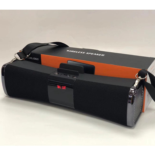 Portable wireless Bluetooth Speaker Stereo 4