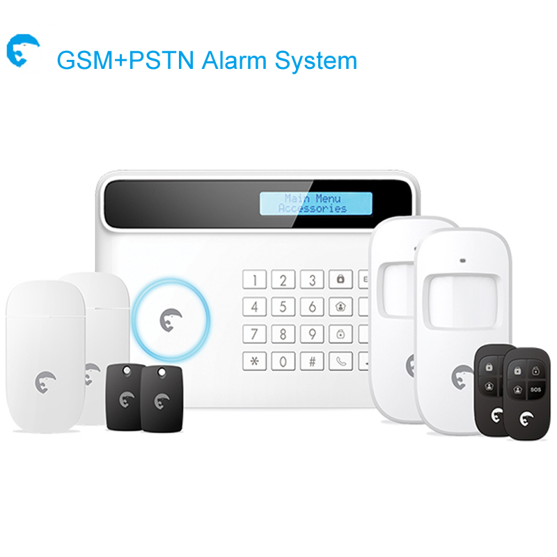 2017 Latest Best Security System For Home Rfid Reading Sms Report