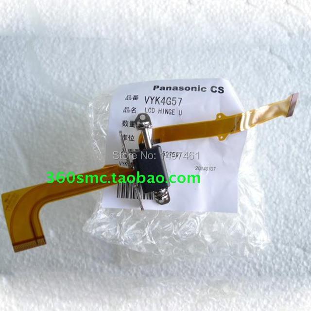Новый оригинальный флип ЖК-экран шарнир блок подключен Вал с flex кабель для Panasonic DMC-GH2 GH2 Микро Камера