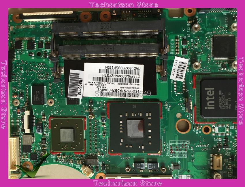 Placa base para portátil HP de calidad superior, para HP 574508-001 - Componentes informáticos - foto 2