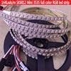 2m Long SK6812MINI 3535 Addressable 144LEDs M DC5V Led Pixel Strip NON Waterproof With 144pixels M