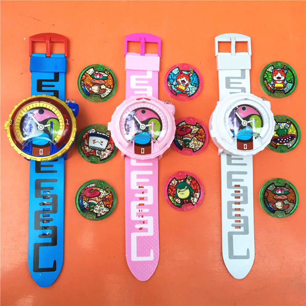 Dx yo kai watch japan anime yokai watch lighting sound for Porte medaillon yokai watch