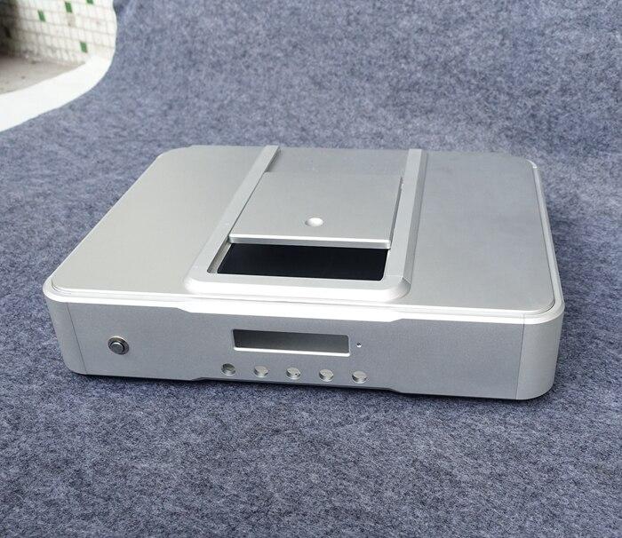 CD Amplificador Chassis/Alumínio Caso CD Shell Amp/DIY CD gabinete amp