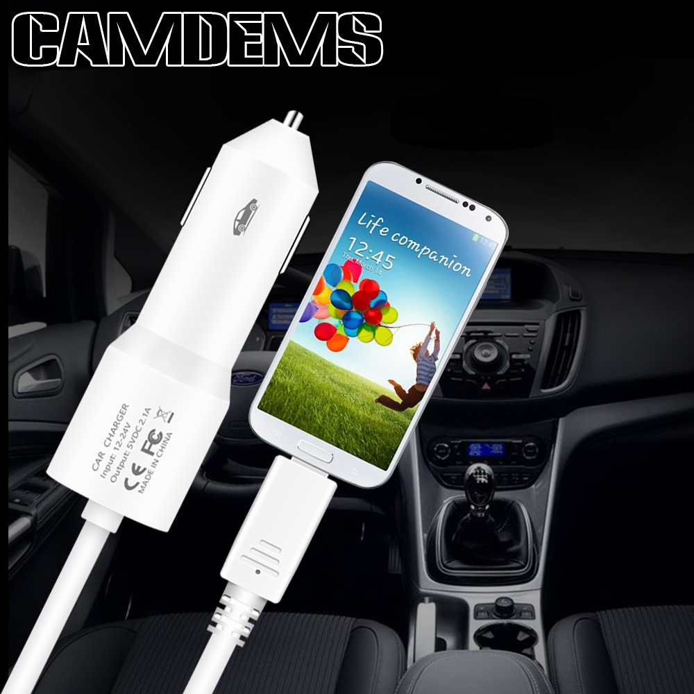 high Quality Eu Ac Travel Wall Charger Smart Camdems Micro Usb Cable Fast Charger For Samsung S6 S7 J7 A3 For Xiaomi For Lenovo Lg G4 Mobile Phone Accessories
